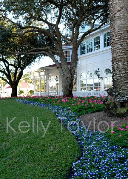 The Grand Floridian Resort Orlando Florida
