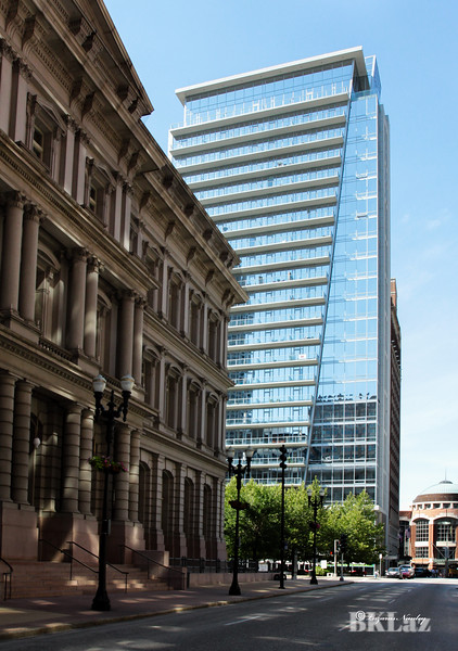 Old PO & Roberts Tower