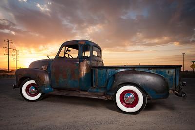 Luis Hernandez '48 Chevy Truck