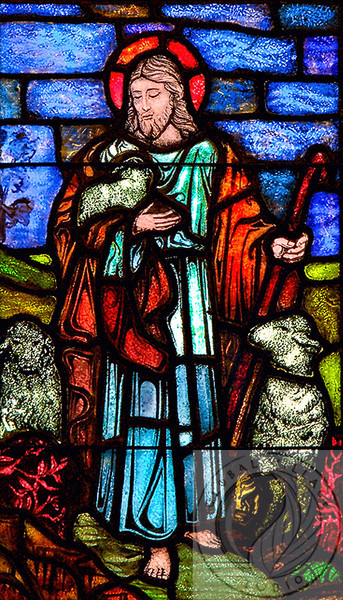 Good Shepherd LARGE-Recovered
