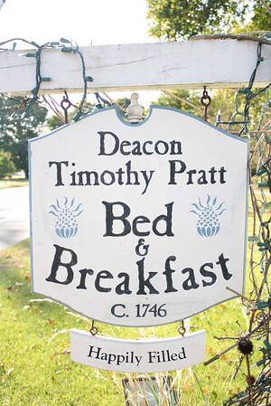 Bed & Breakfasts Brochure Shoot 10/17/10