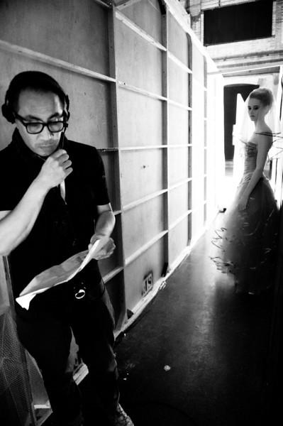 WitWedding Catwalks Backstage