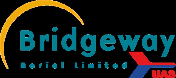 Bridgeway Aerial Ltd Logo Green UAS V1