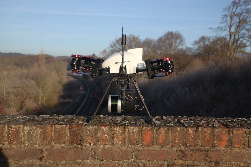 Bridgeway Aerial is re authorised to operate UAVs on and around the rail infrastructure