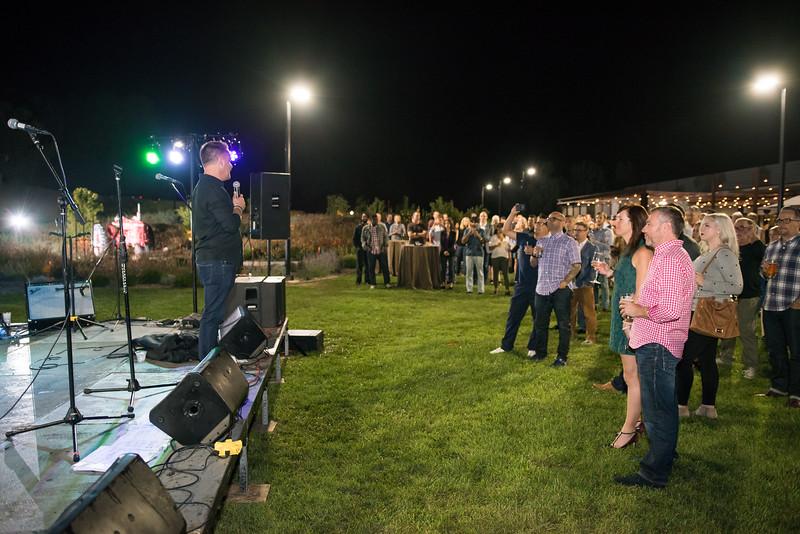 Bulldog Drummond 20th Anniversary Event