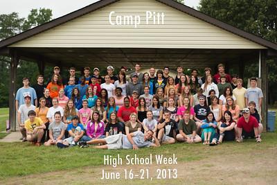 Camp Pitt 2013
