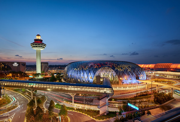 Jewel Changi Airport for CAG