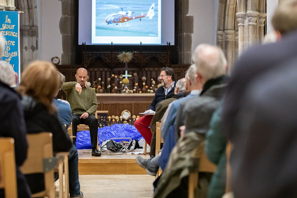 Be Inspired - An evening with Michael Scoles-6