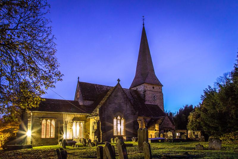 All Saints Church (15 of 16)