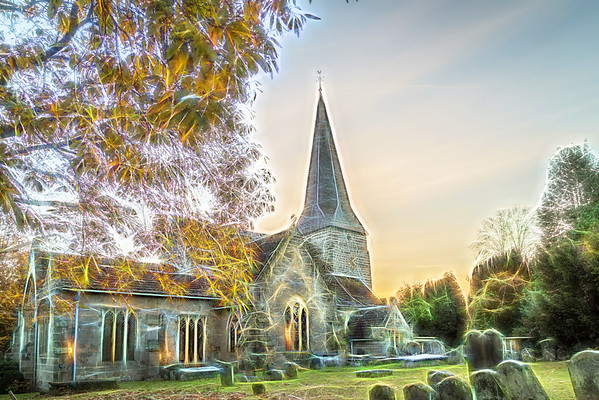 All Saints Church g