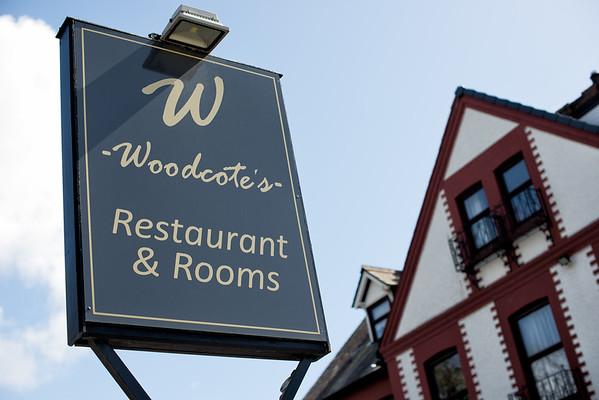 Woodcote House Hotel, Hooton