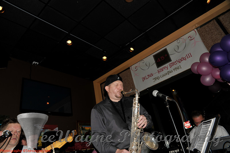 Coach Mike @ Chef's Palatte  - © TeeWayne Photography