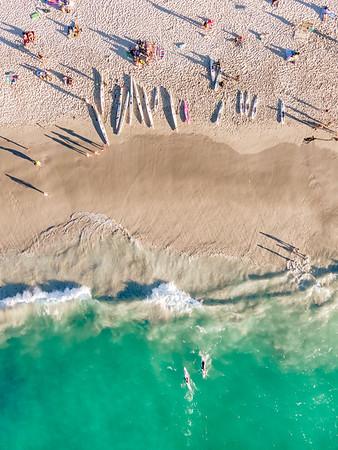 Clifton beach, Cape Town, South Africa