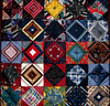 Mark's Memory Quilt by Kristine Peterson