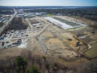 ARCO Construction April 2017 (Aerial)