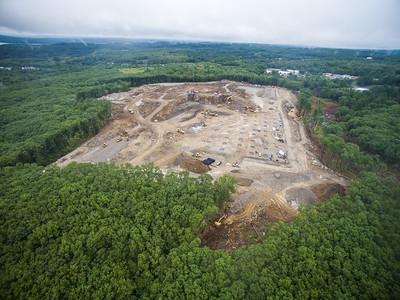 ARCO Construction Shrewsbury 2017-07-25 (Aerial)