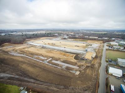 Arco Construction December 2016 (Aerial)