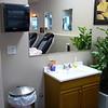 Improved handwashing station.