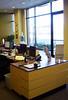 reception area facing new entry