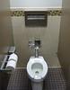 Restroom detail