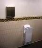 Hand dryer and towel dispenser