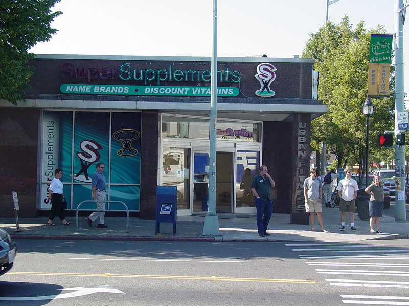 West Seattle Store