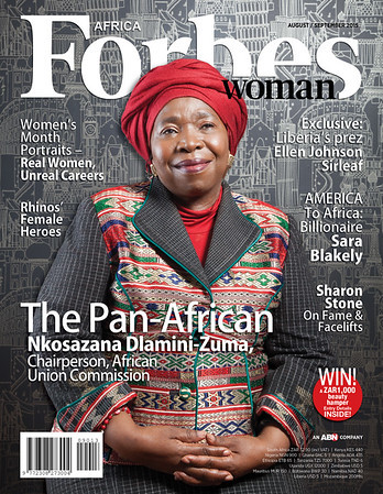 Forbes Woman Africa Magazine