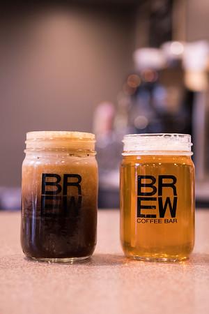 BREW Coffee Bar, Cary NC