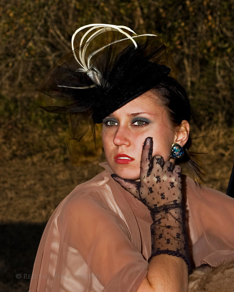 Fashion Model, Erika Meyer