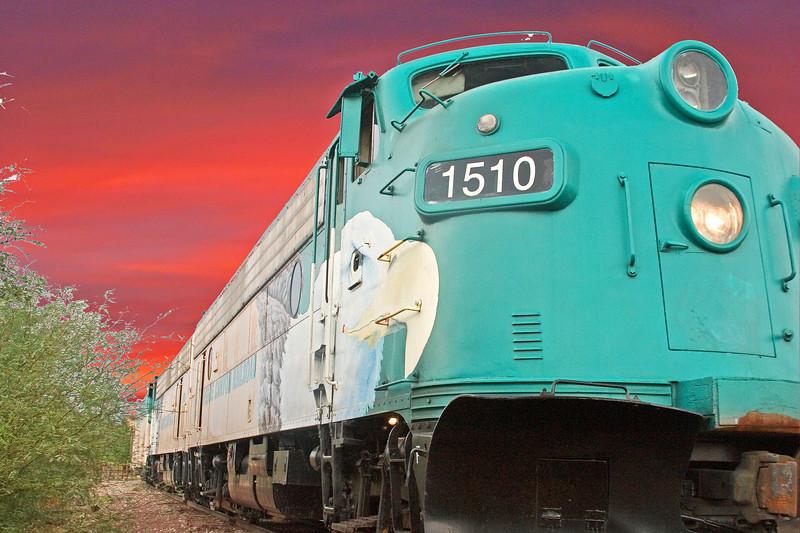 Verde Canyon Railroad, Clarkdale, Arizona