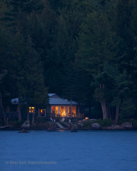 The Loon Cottage...