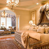 Bedroom setting for Knottinghill Interiors