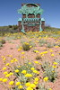 Community Entrance Monument, Clarkdale, Arizona.