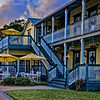 Bayfront Marin House. This beautiful B&B is located in St. Augustine, FL.