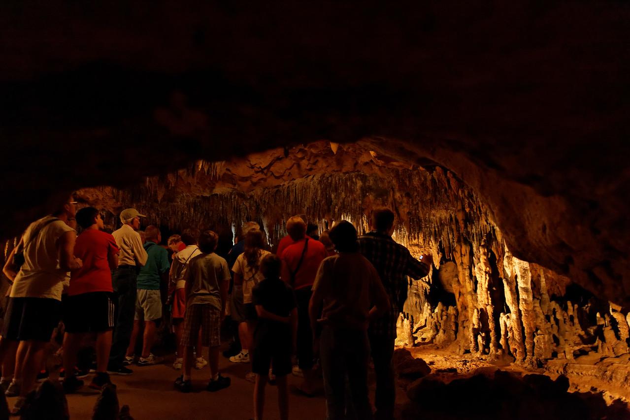 Cave Tour - Florida Caverns State Park - Marianna, FL