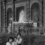 Plate # 26, Sisters and Retablo, Mani, Yucatan