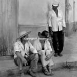 Plate # 12, Men of the Yucatan