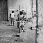 The Weavers, Yaxcopoil, Yucatan