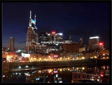 Nashville, Great Smokey Mountains stock