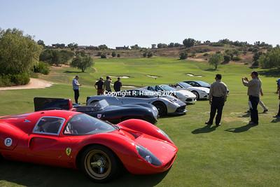 shady Canyon Golf Club Exotic cars 6-23-17