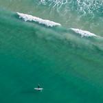 Paddle Boarder Laguna