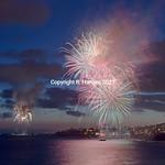 Laguna Beach Fireworks 2016