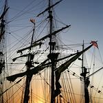 Tall ships Morro Bay 1, @ R  Hansen 2015