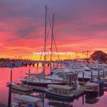 Sunset Lido Island