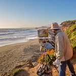 The Oil Painter Central Coast