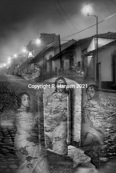 E 2 The Premonition, Vera Cruz