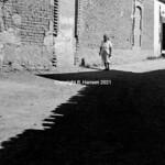 x 1 street scene, campeche