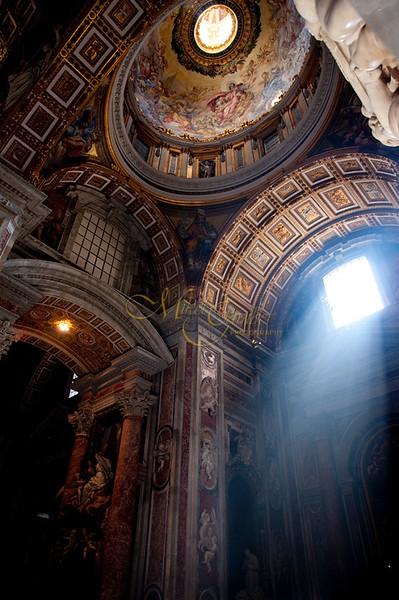 St  Peters light