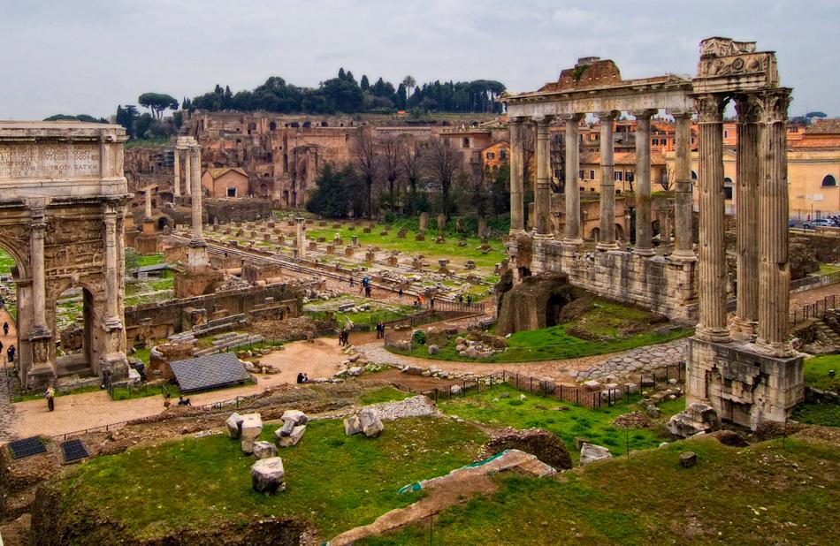 Forum Romano3