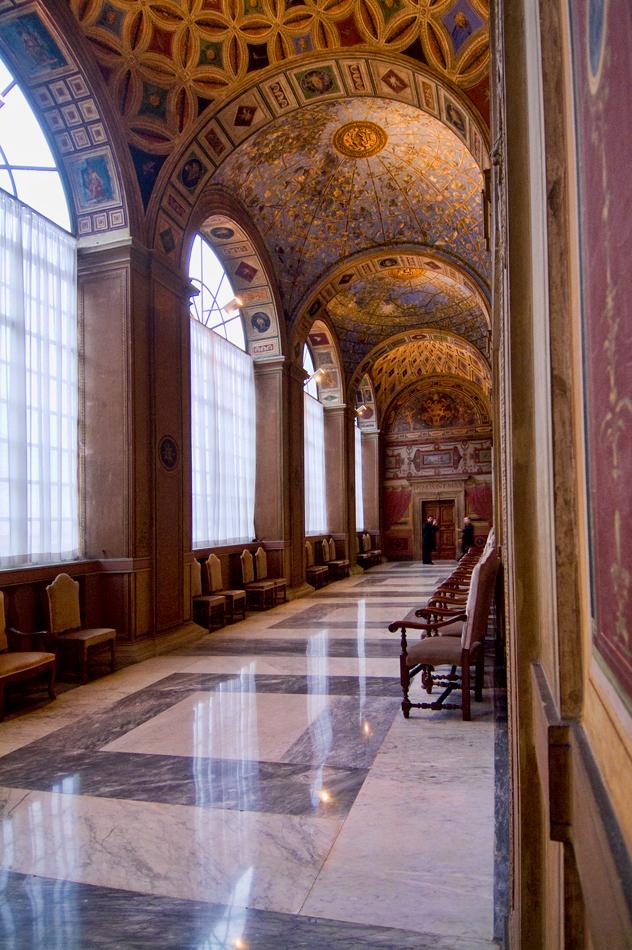 Apostolic Palace Hall